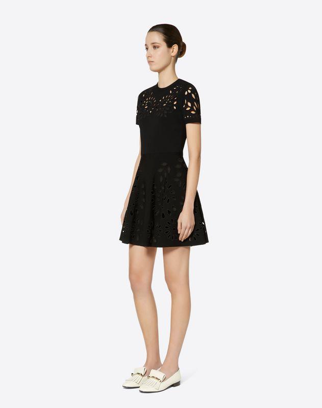 Sangallo Stretch Viscose Dress