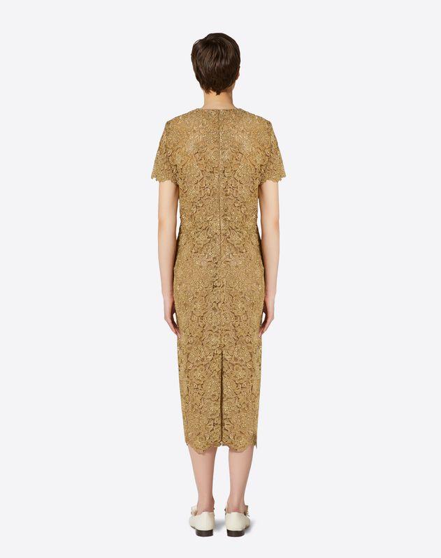 Anemone Guipure Dress