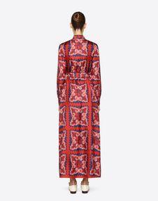 Mini Bandana Twill Dress