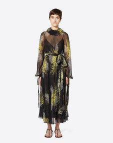 Mimosa Chiffon Dress