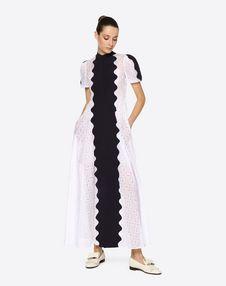 Damier Organdis Dress