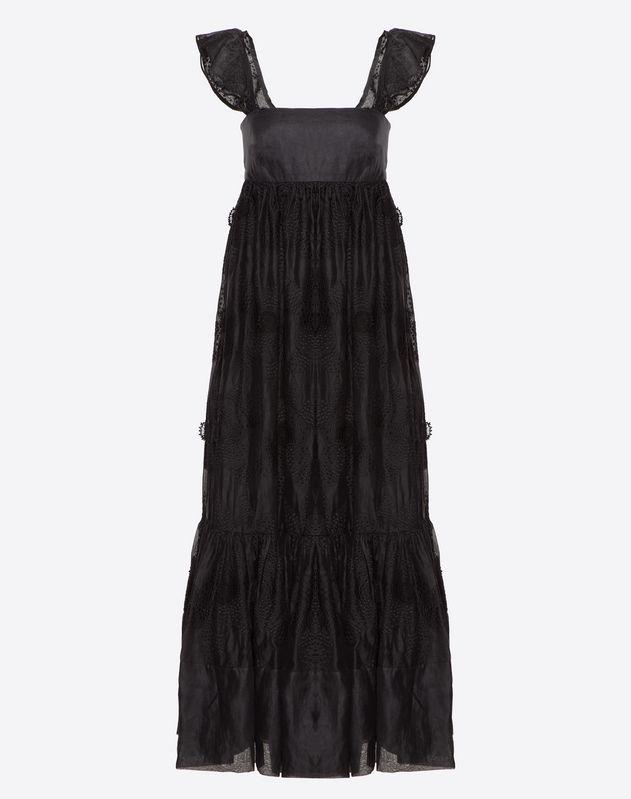 Camelia Organdis Dress
