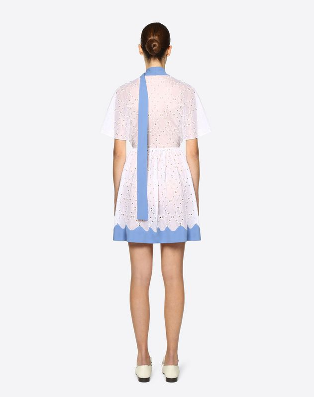 Damier Organdis Dress