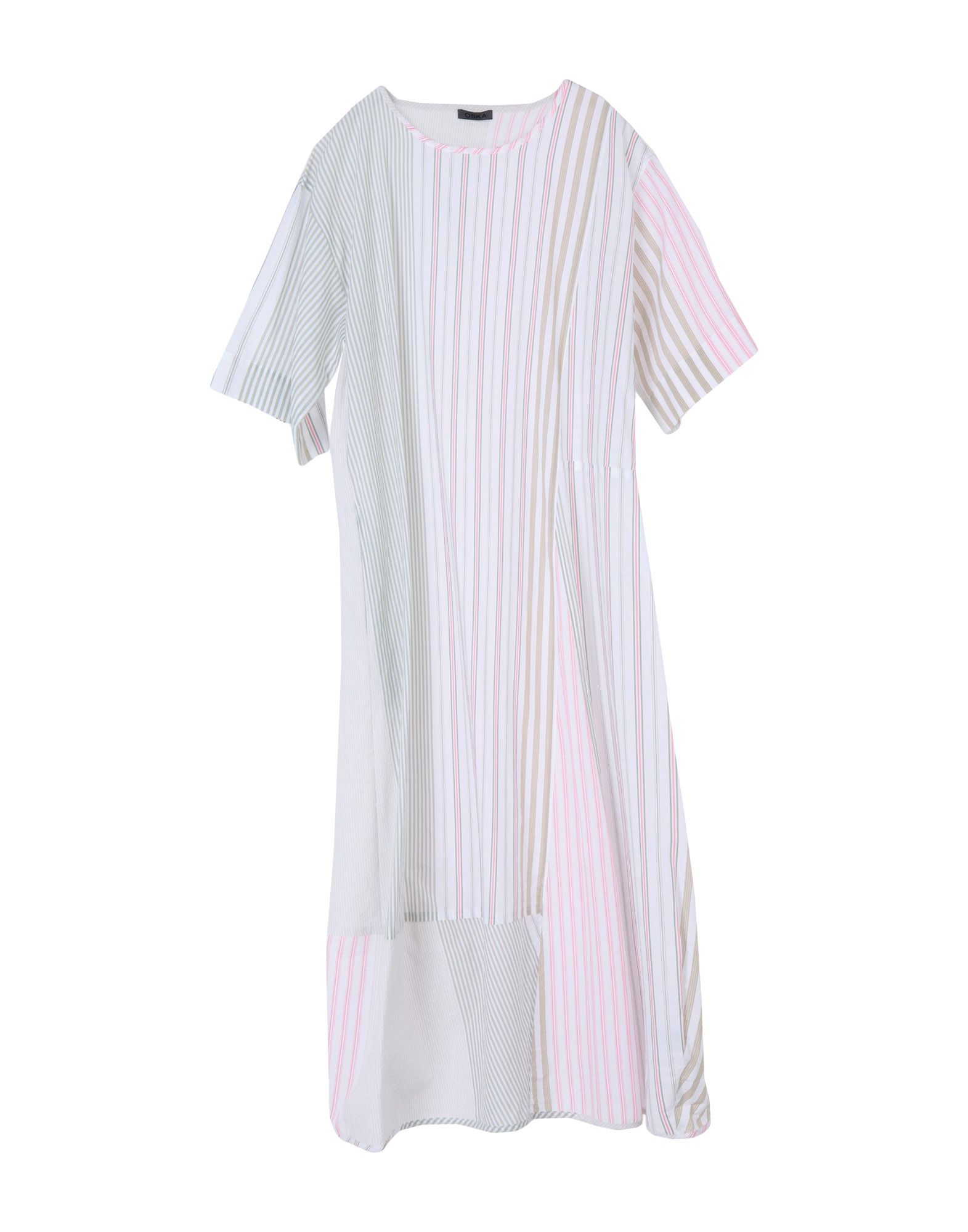 OSKA Платье длиной 3/4 oska брюки капри