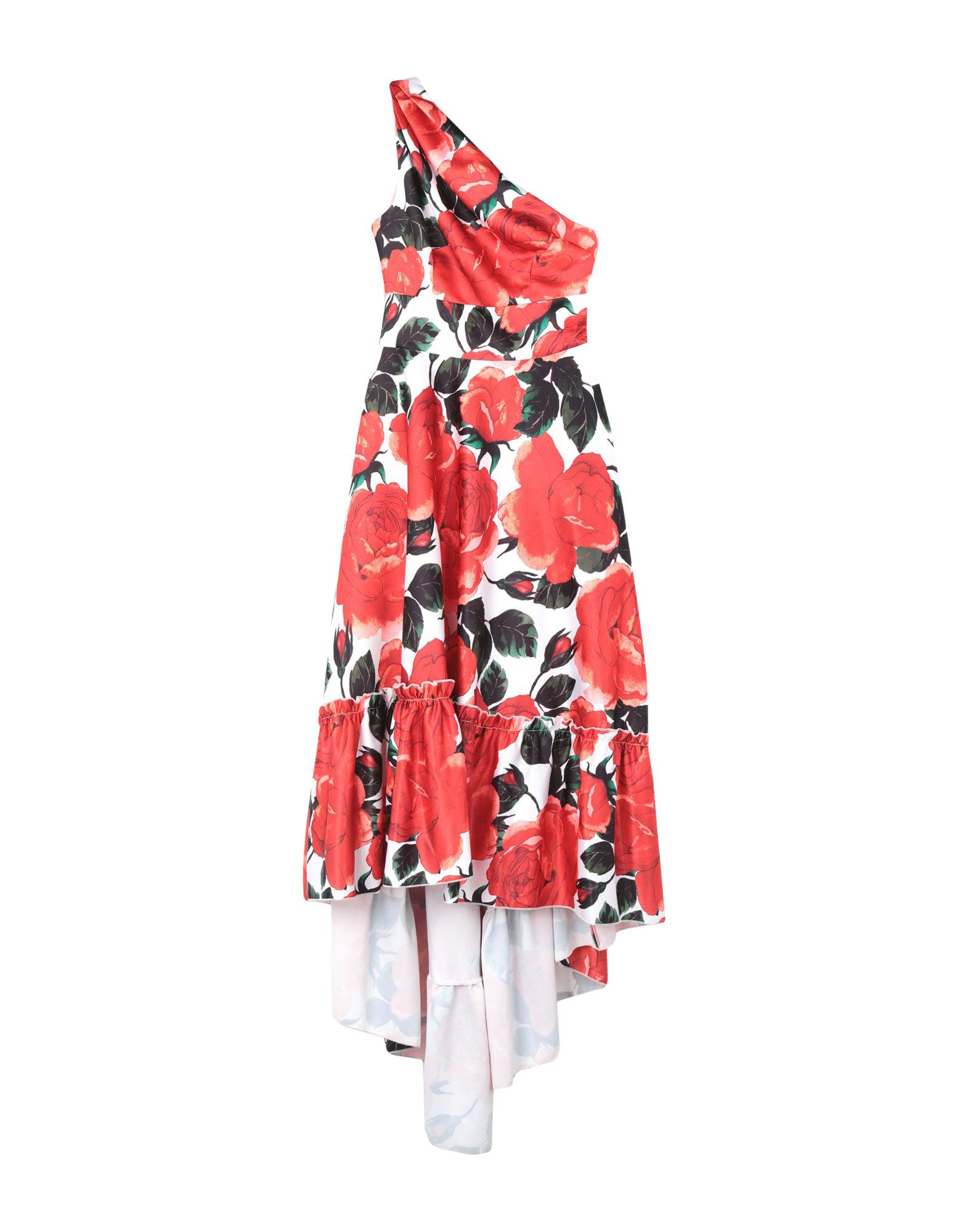 ALBERTA TANZINI Платье до колена