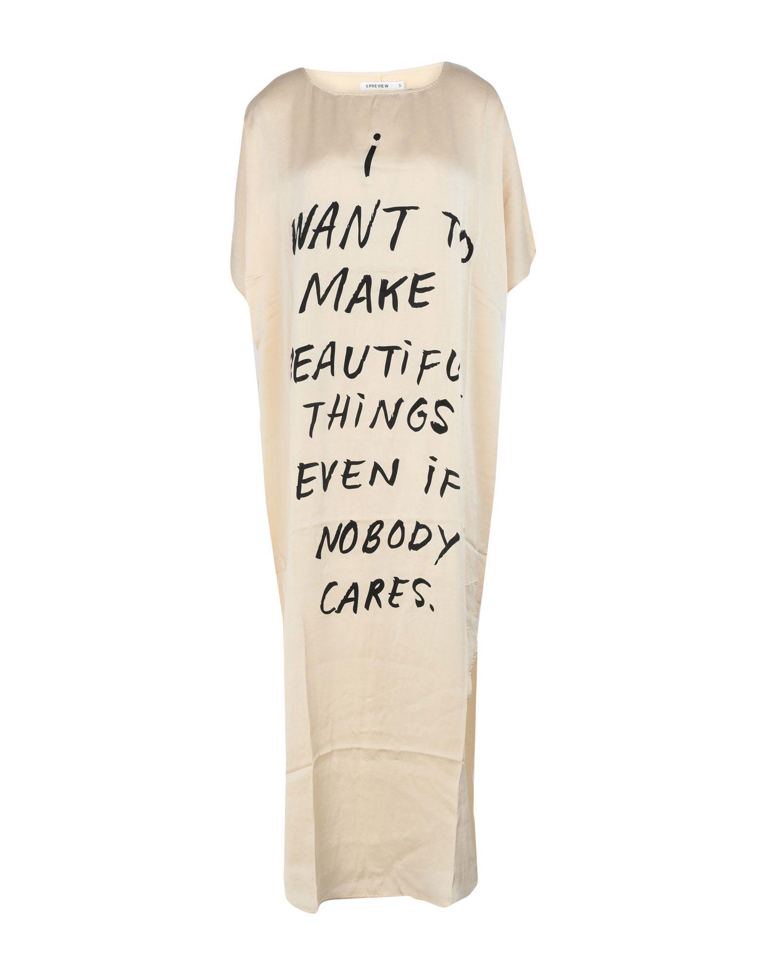 5PREVIEW Платье длиной 3/4 недорго, оригинальная цена