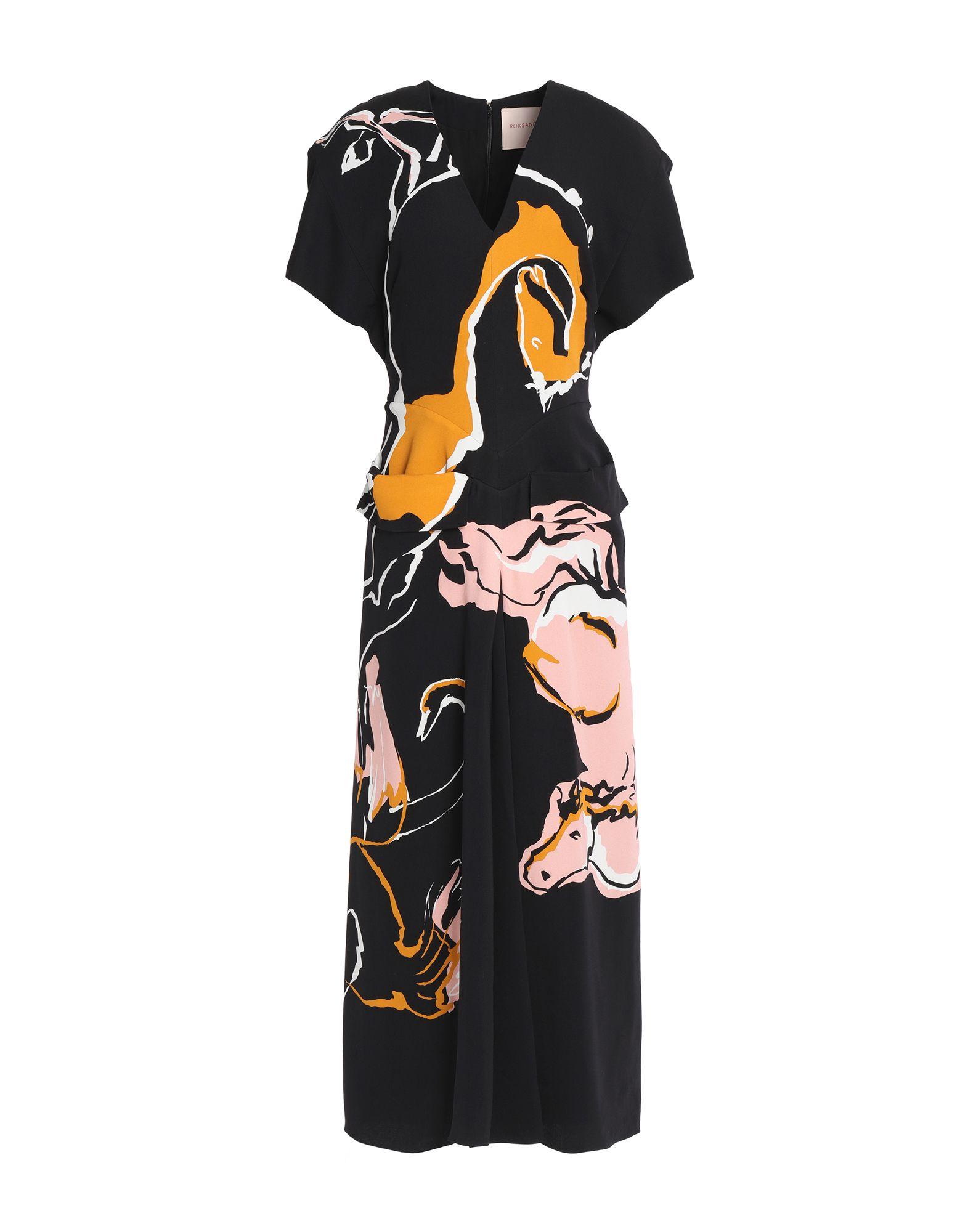 ROKSANDA Длинное платье roksanda блузка