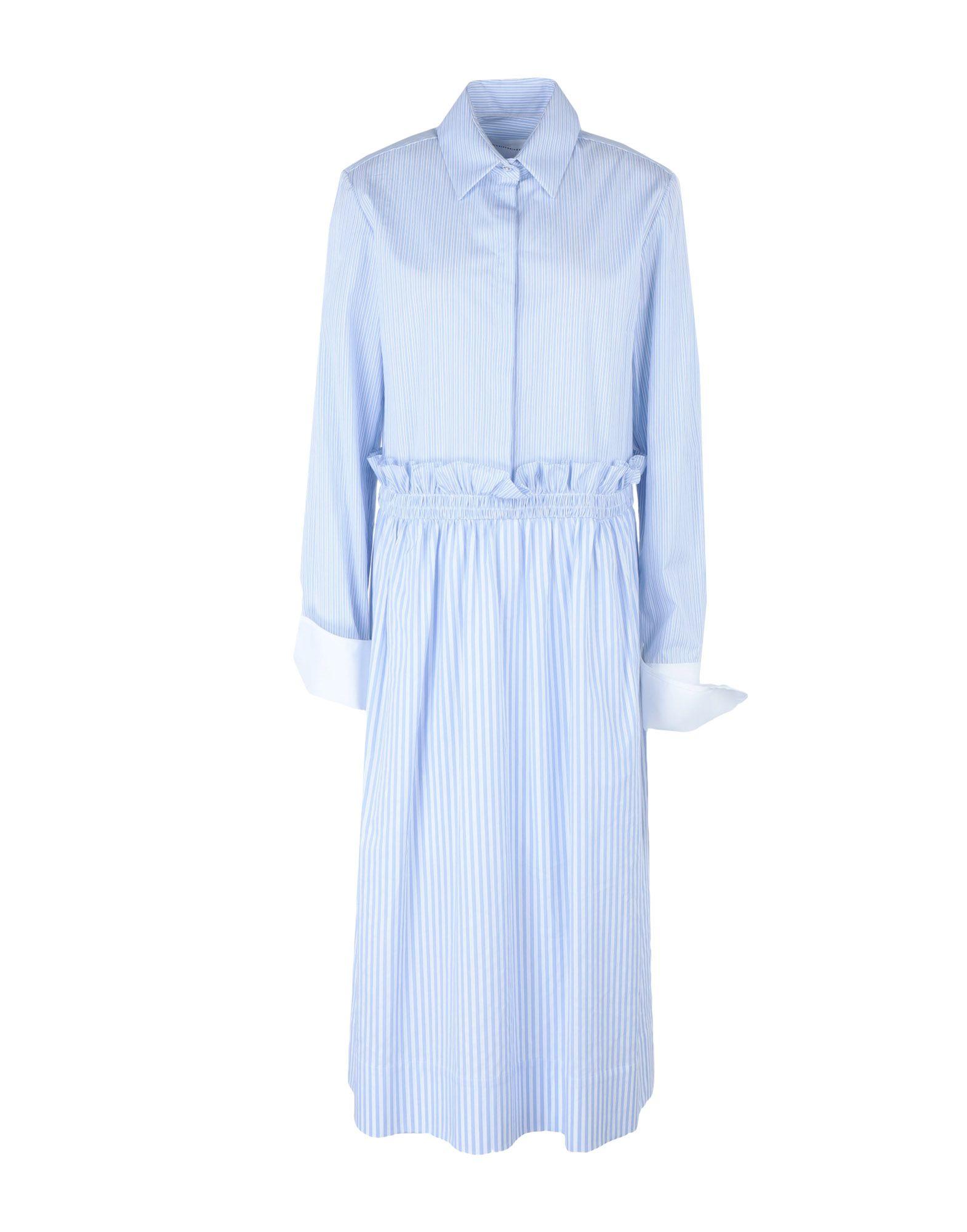 VICTORIA, VICTORIA BECKHAM Платье длиной 3/4 цена