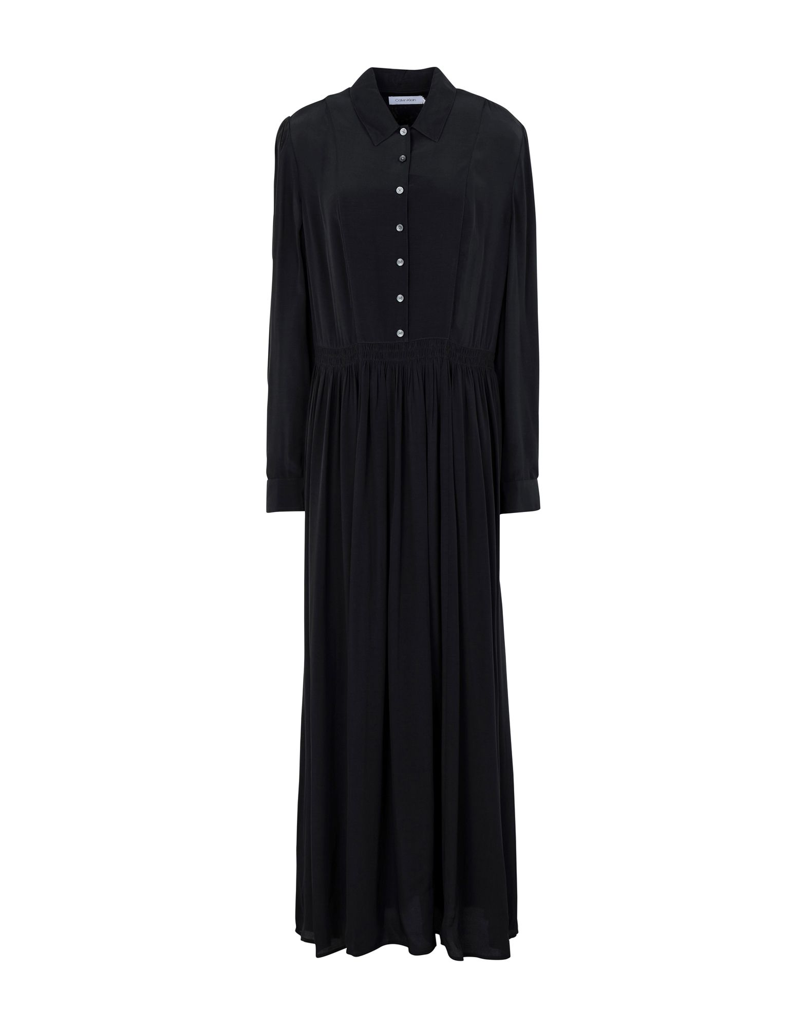 CALVIN KLEIN Длинное платье платье calvin klein