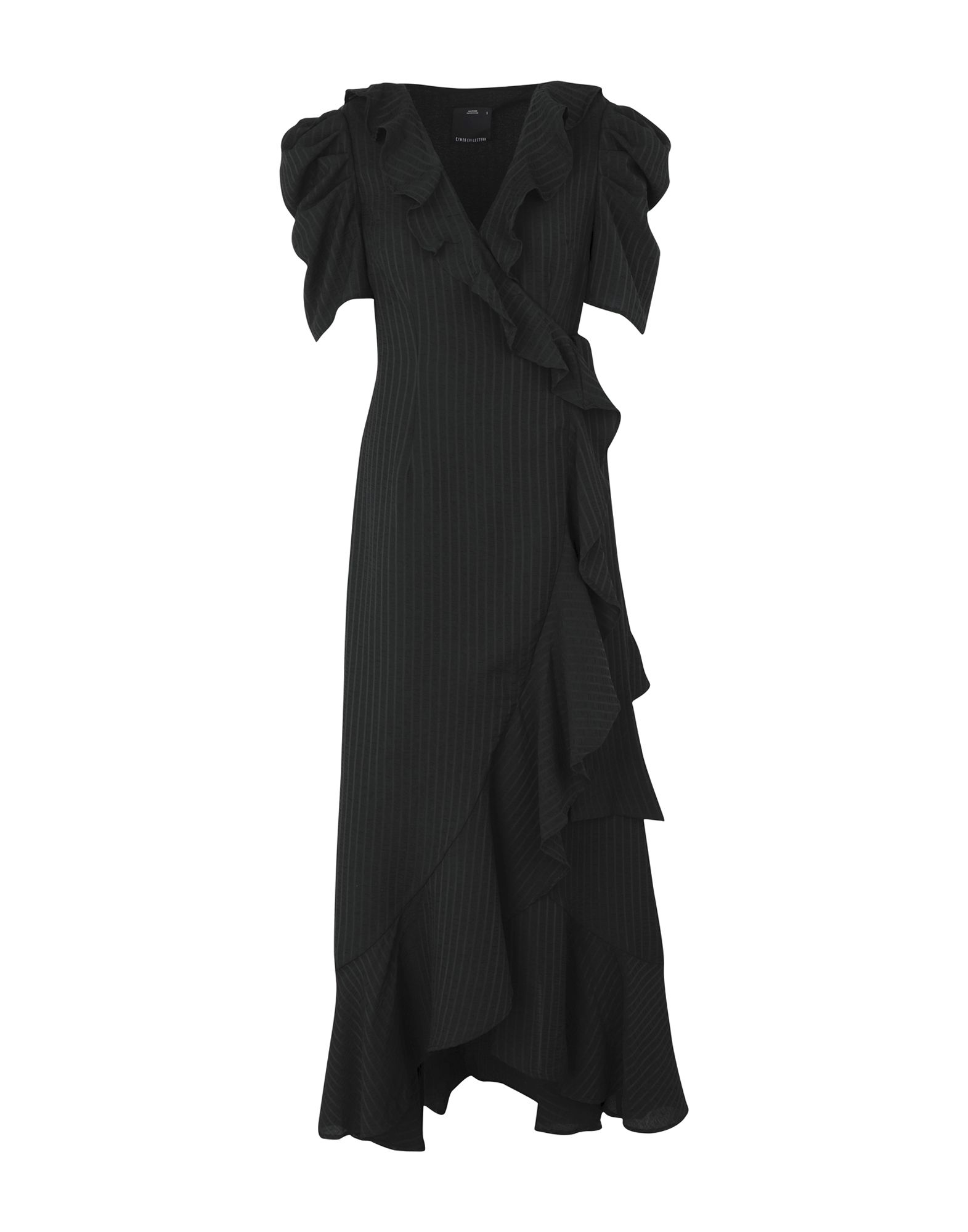 C/MEO COLLECTIVE Длинное платье meo sudoeste thursday
