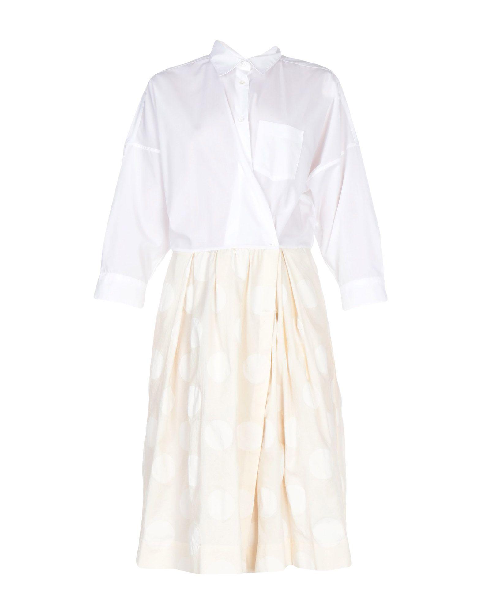 SARA ROKA Платье длиной 3/4 sara roka pубашка