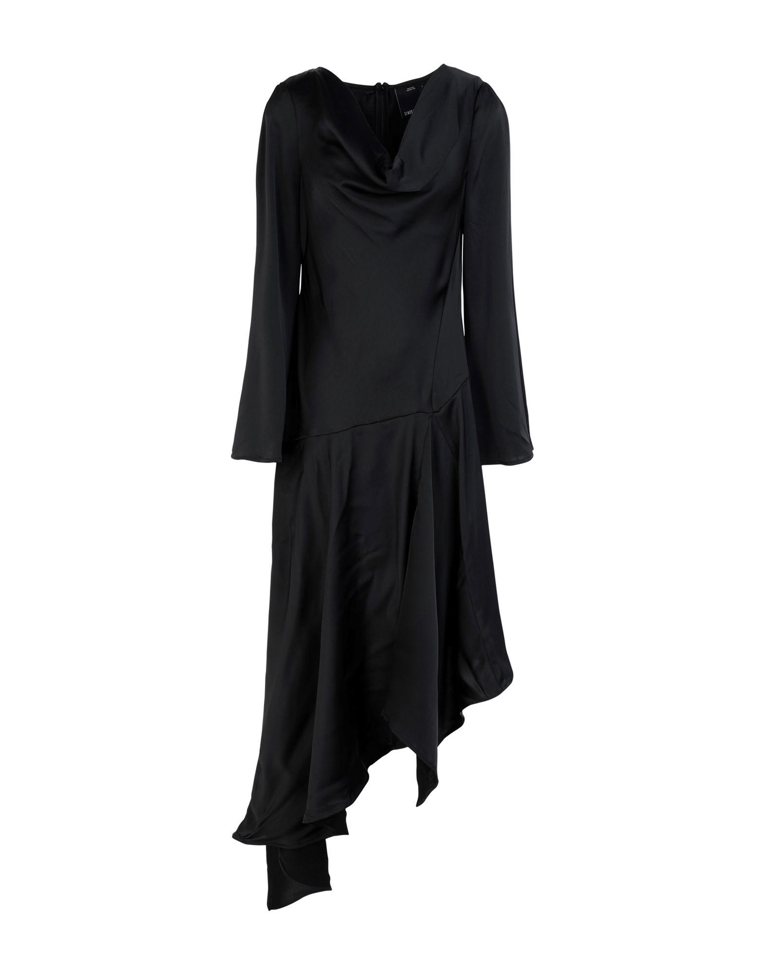 C/MEO COLLECTIVE Платье до колена c meo collective юбка до колена