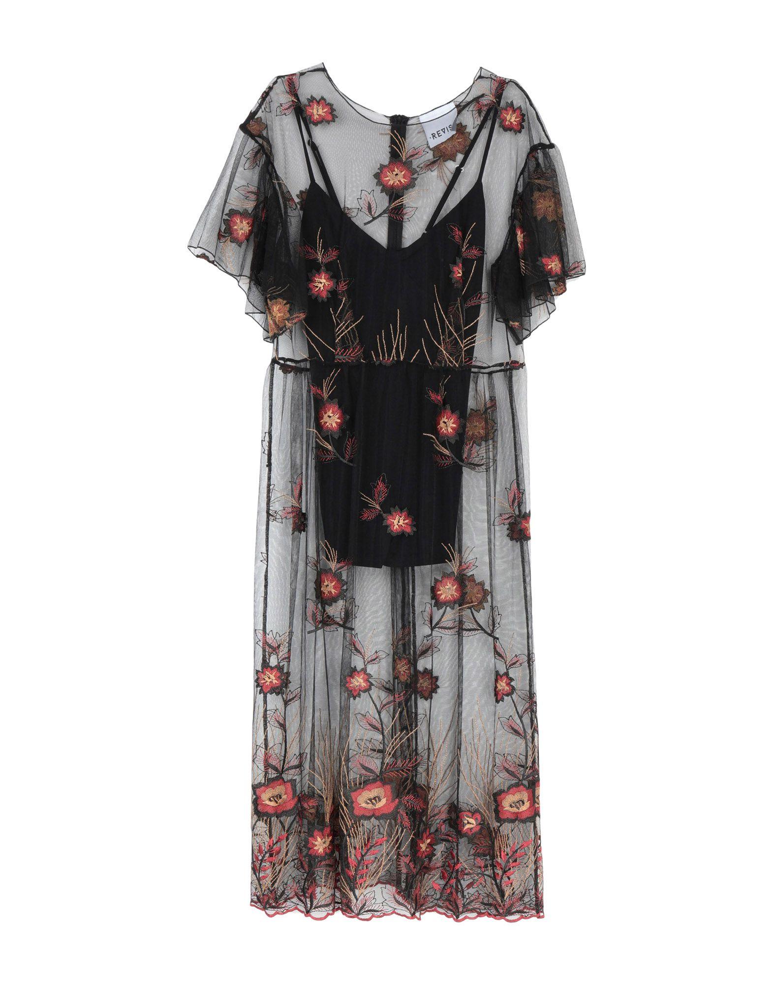 REVISE Платье длиной 3/4 revise платье длиной 3 4