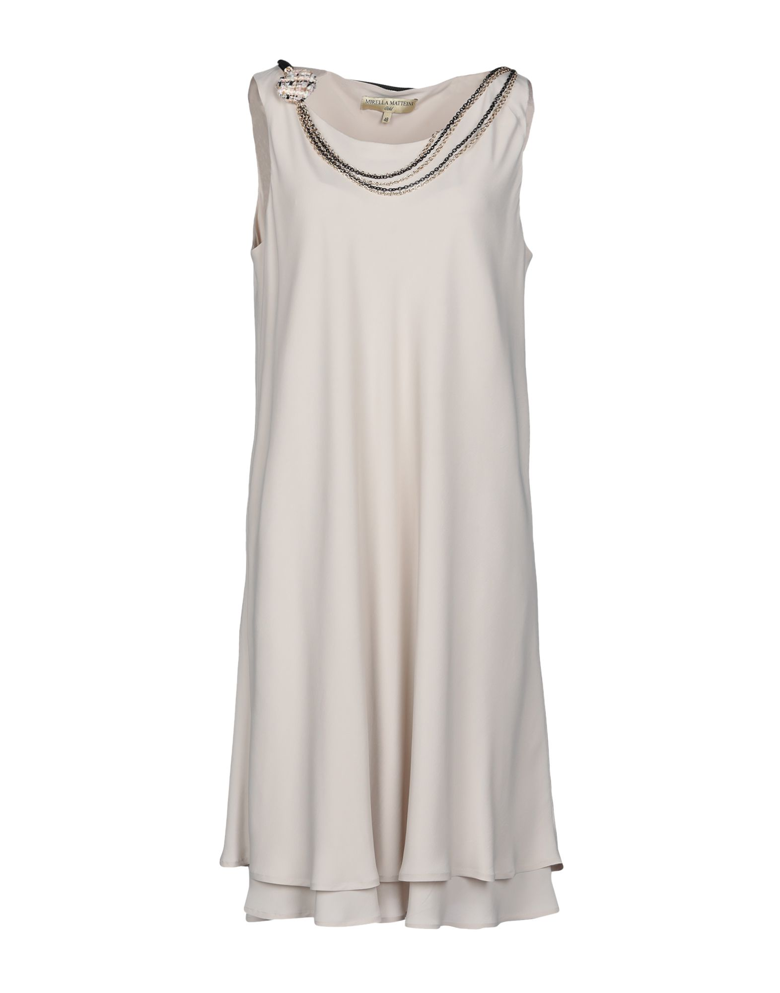 цена MIRELLA MATTEINI Короткое платье