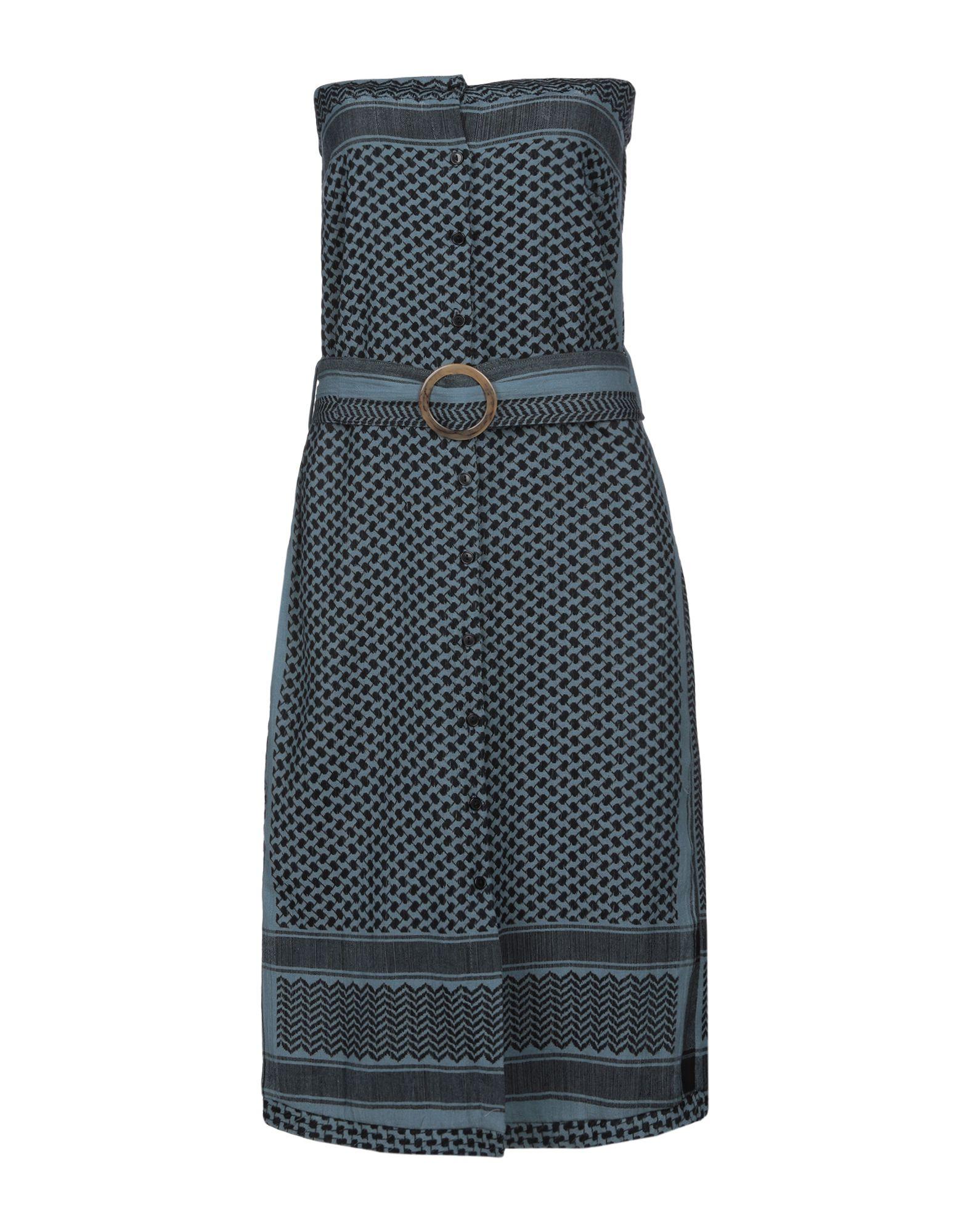 CECILIE Copenhagen Платье до колена cecilie copenhagen ремень