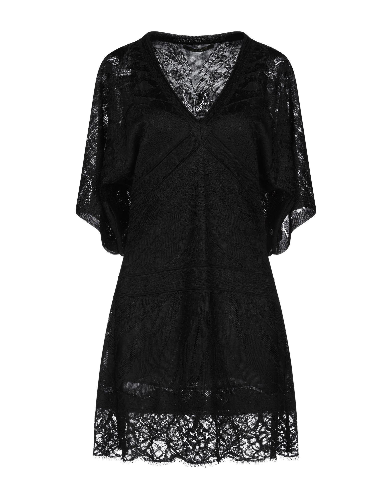 купить ROBERTO CAVALLI Короткое платье по цене 49550 рублей