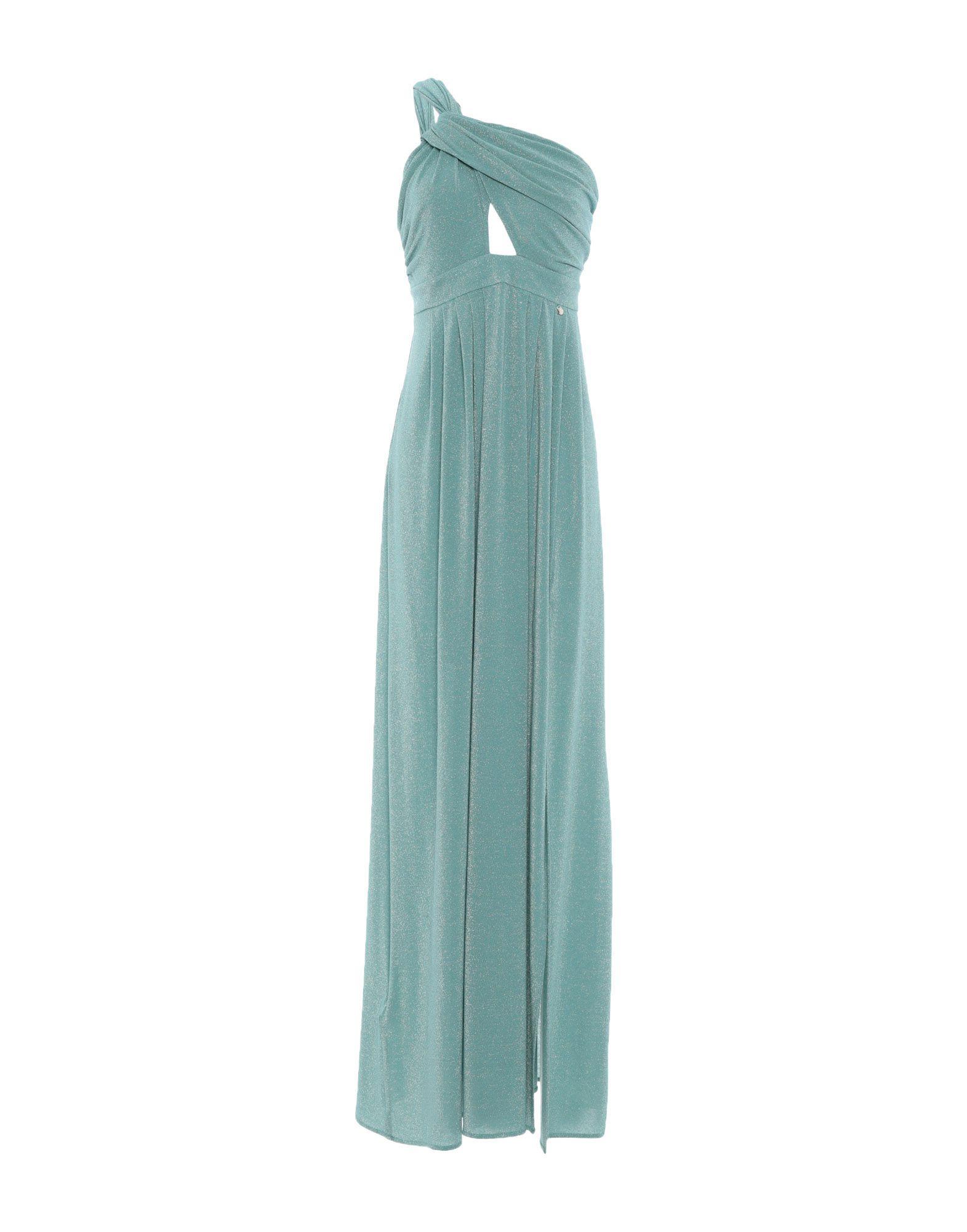 ANNARITA N. Длинное платье платье без рукавов printio семейная лодка