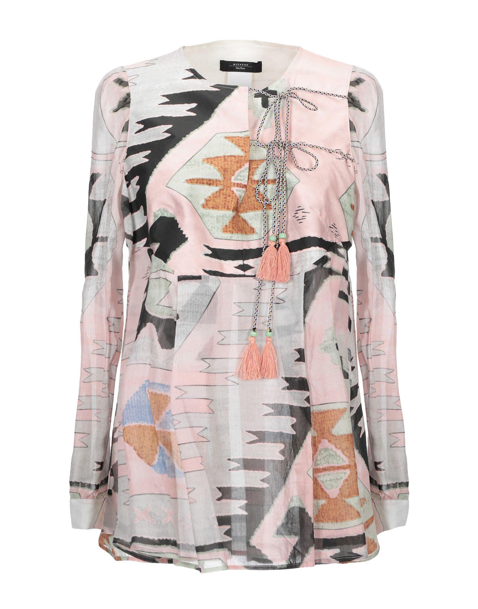 WEEKEND MAX MARA Блузка цены онлайн