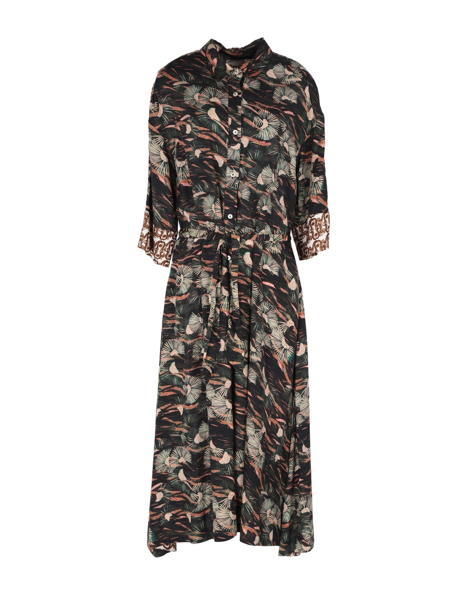OPALINE Платье длиной 3/4 icons платье длиной 3 4