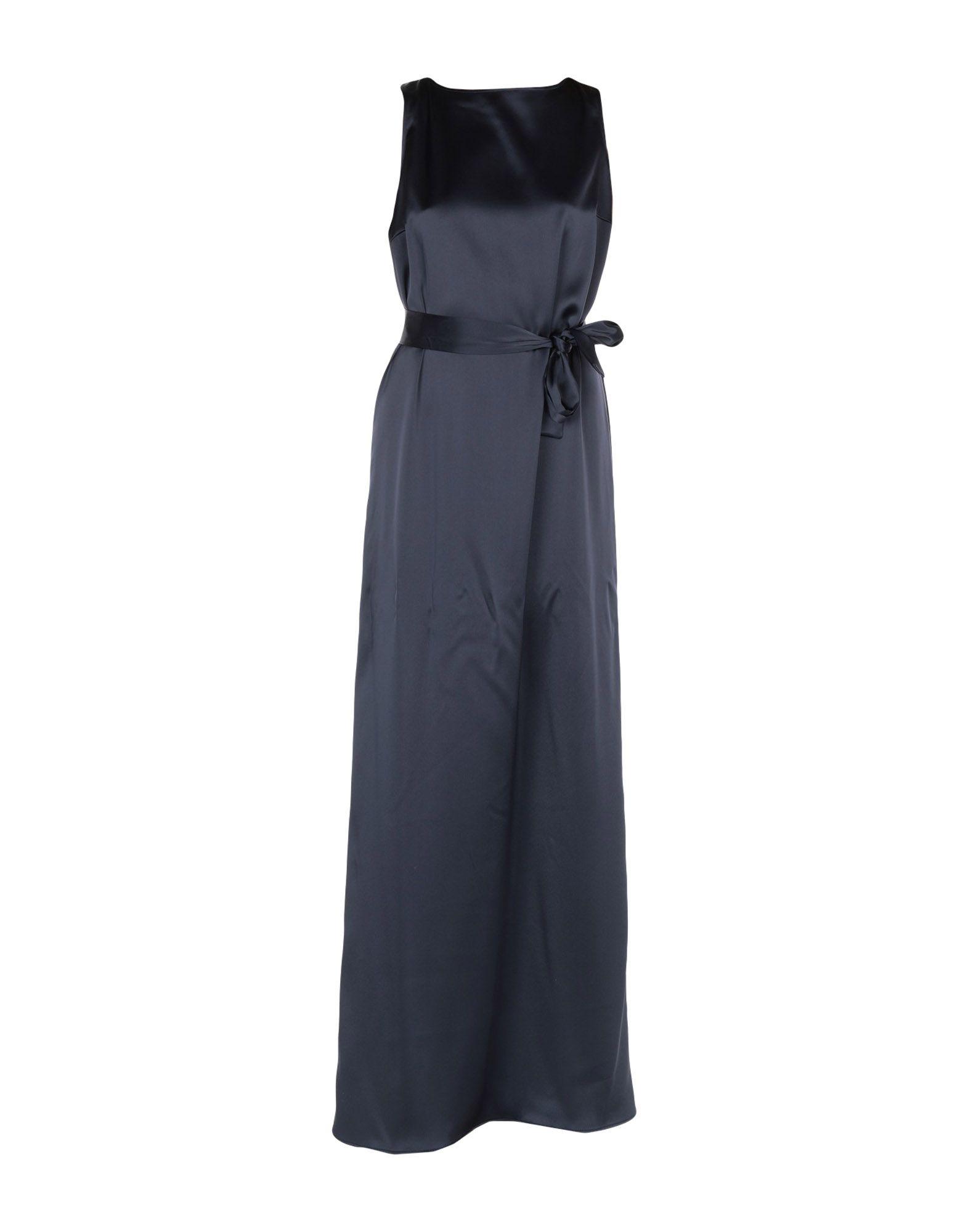 GIANLUCA CAPANNOLO Длинное платье