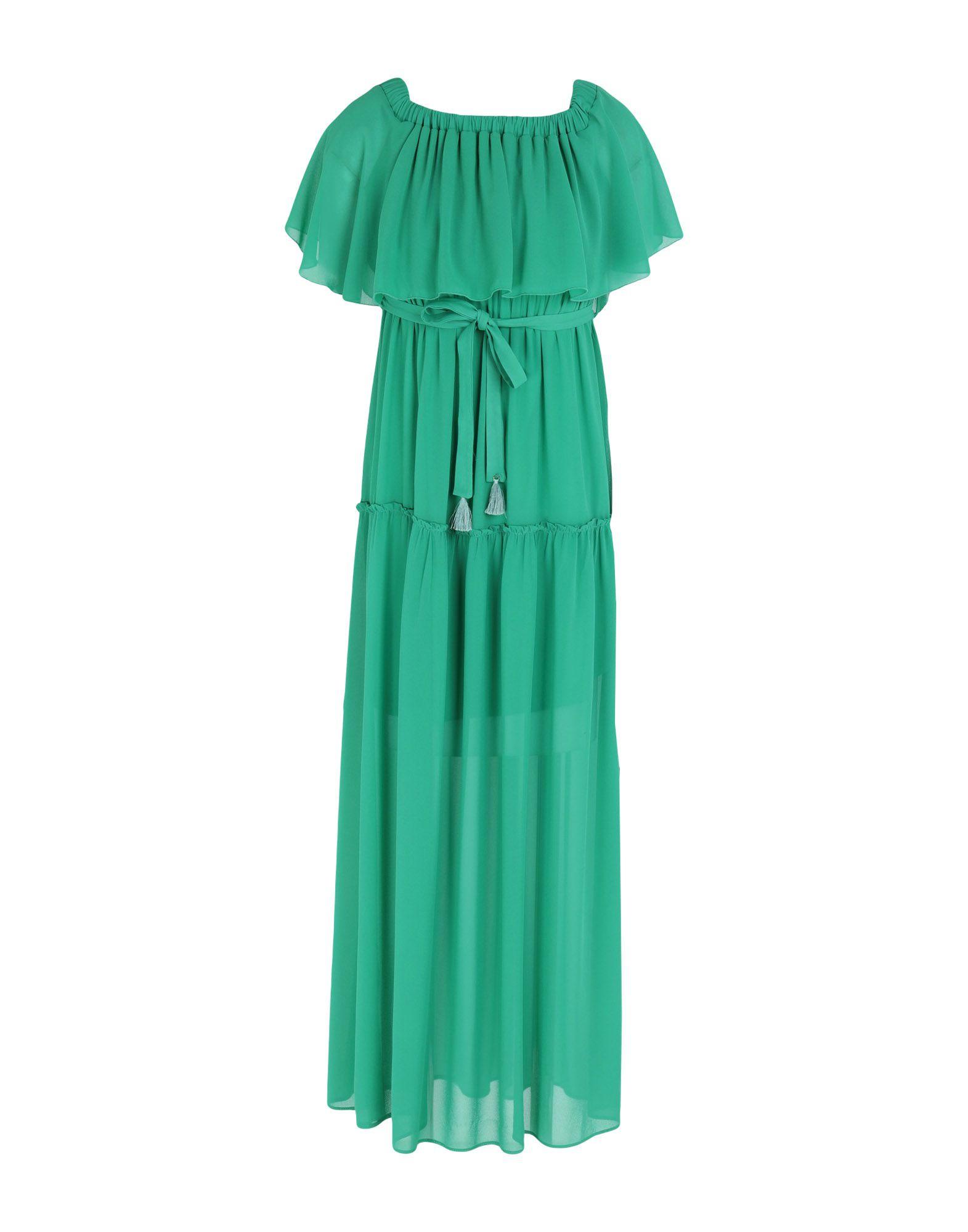 SOALLURE Длинное платье платье