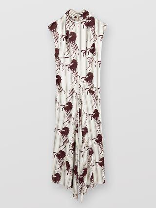 Lavallière dress