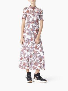 ショートスリーブドレス