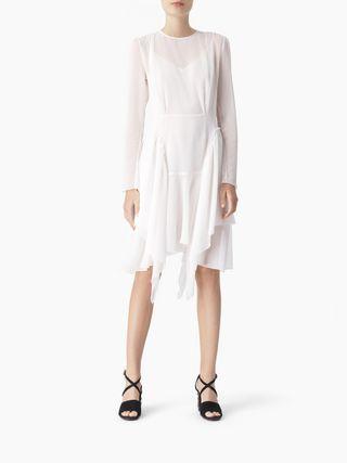 Flouncy dress