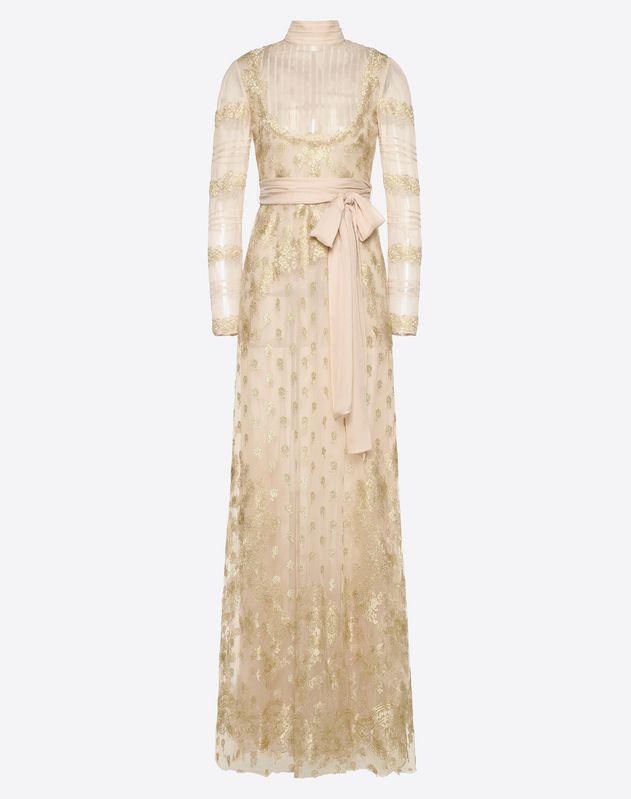 Daisy Point d'Esprit Evening Dress