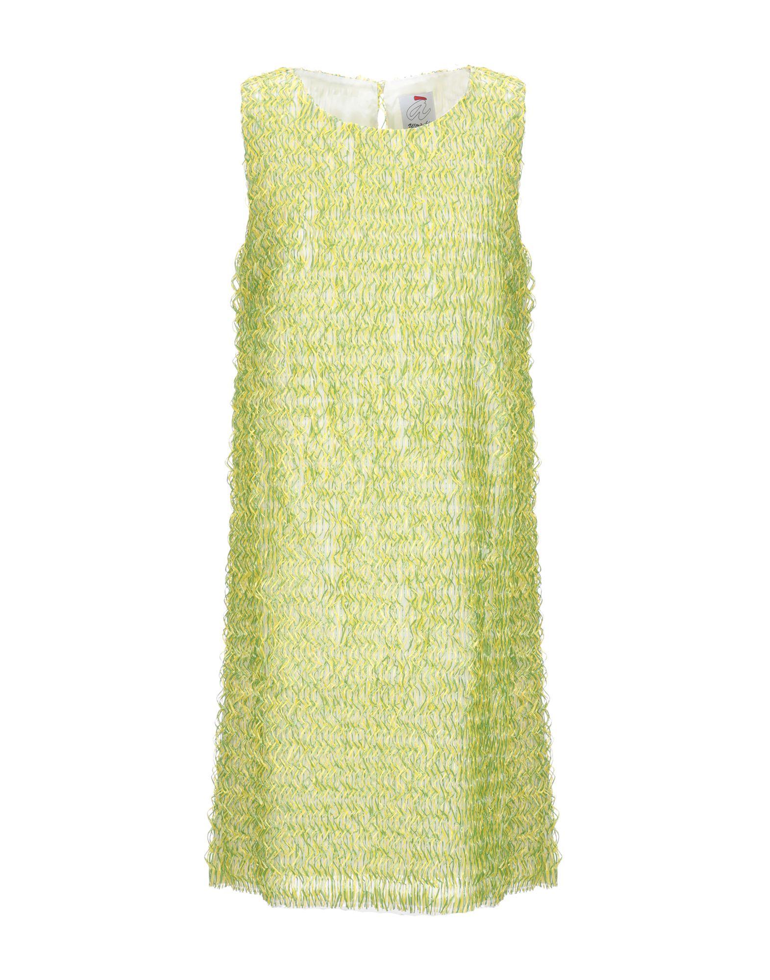 ULTRA'CHIC Короткое платье