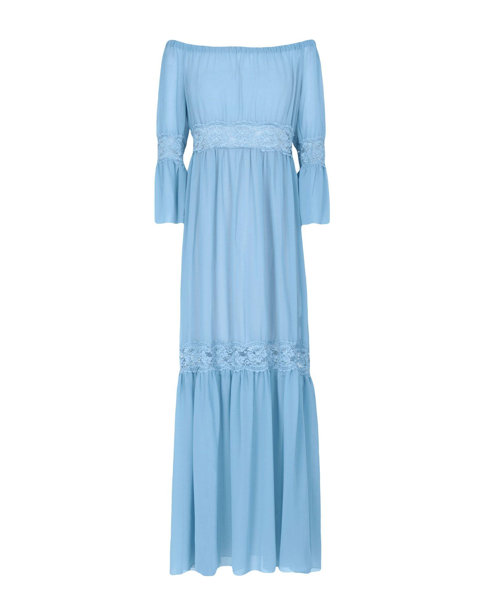 KI6? WHO ARE YOU? Платье длиной 3/4