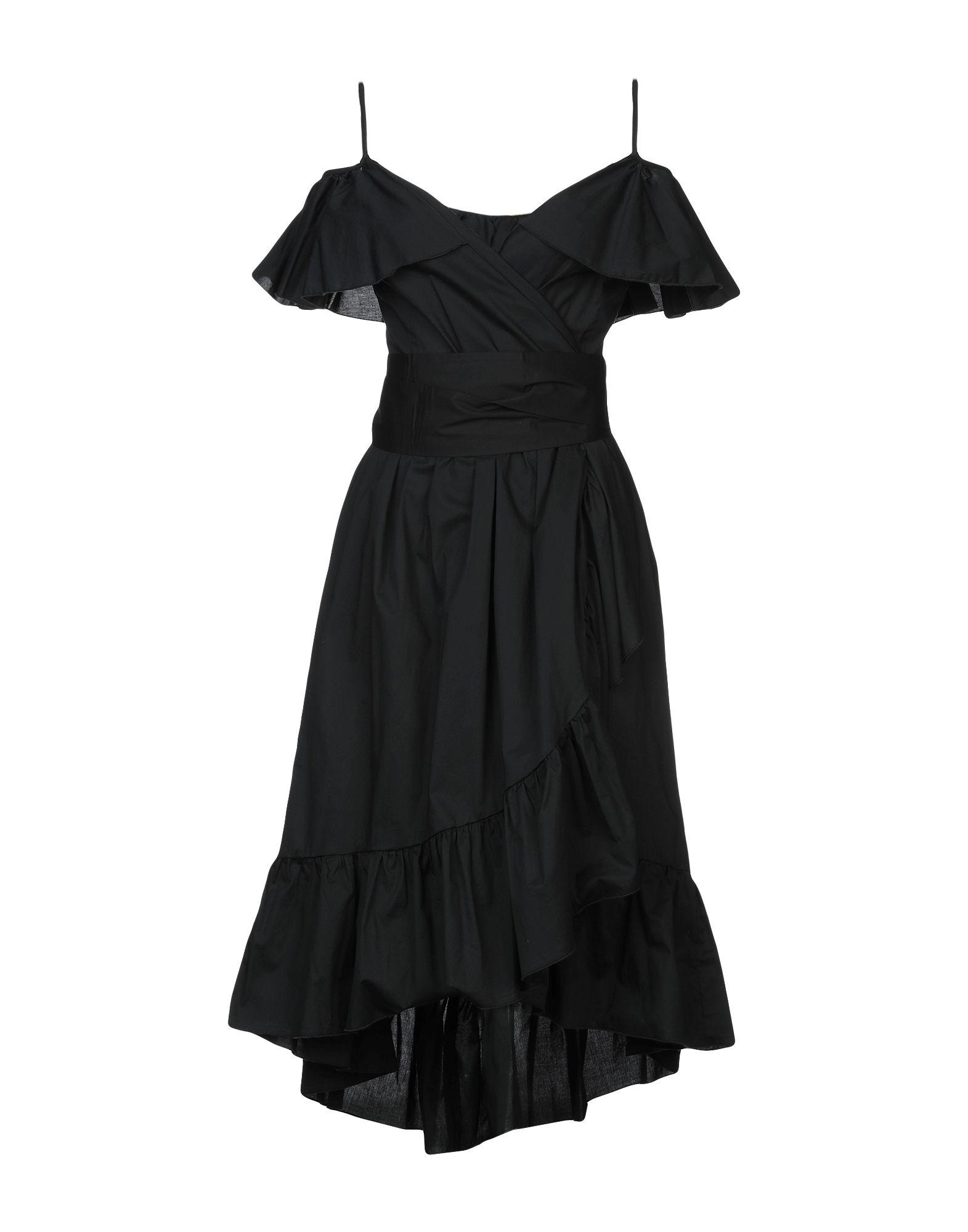 KI6? WHO ARE YOU? Платье до колена недорго, оригинальная цена