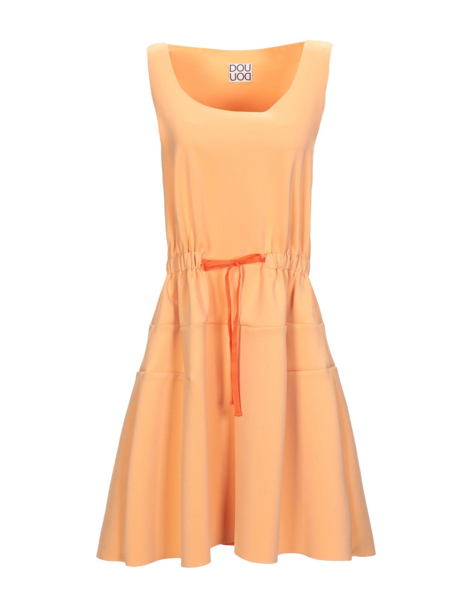DOUUOD Короткое платье fornarina короткое платье