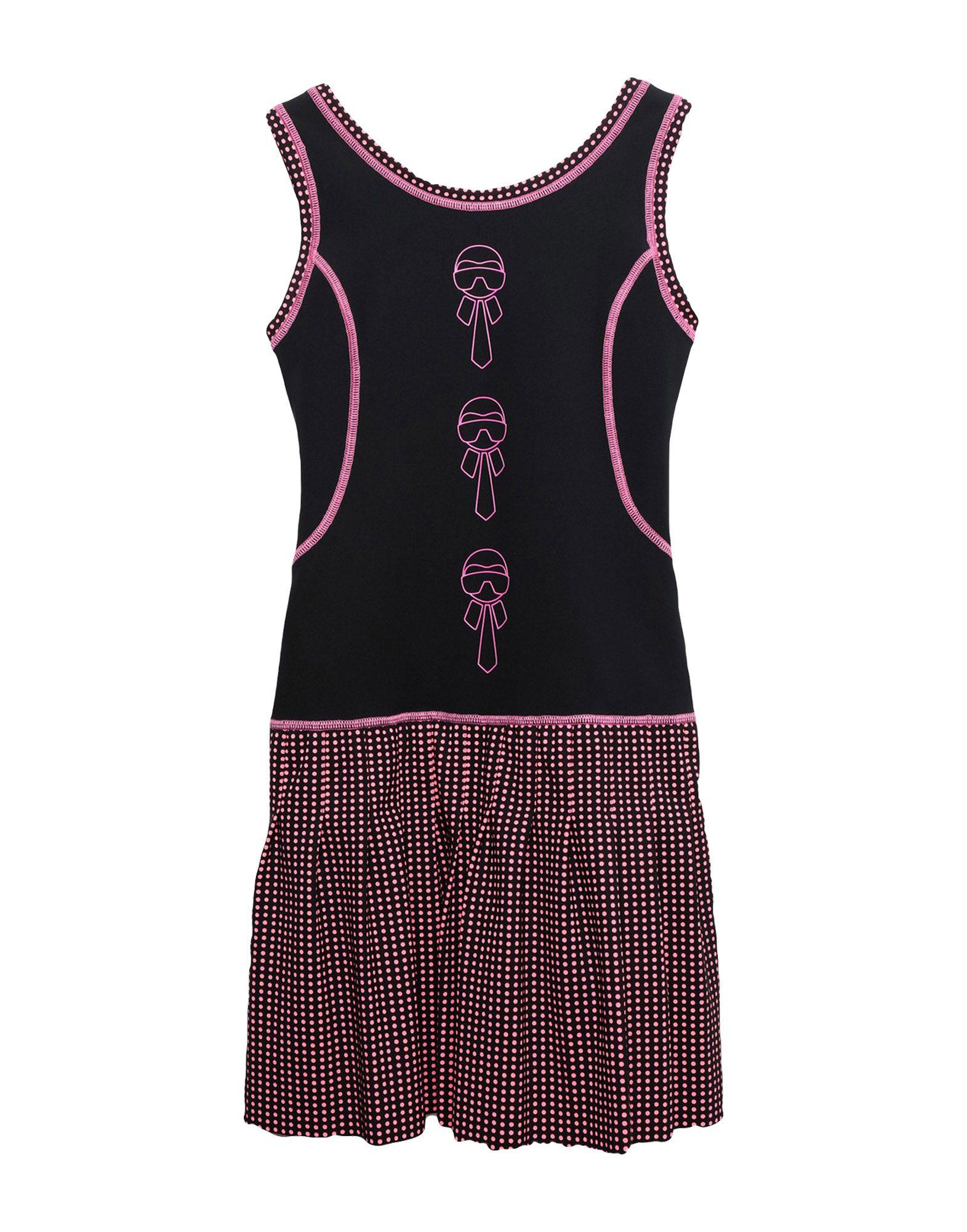 FENDI Короткое платье fendi платье до колена