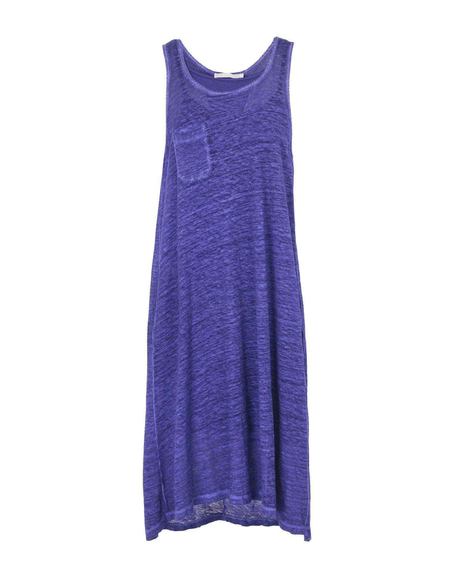 STEFANEL Платье до колена платье stefanel jv051d f1287 900