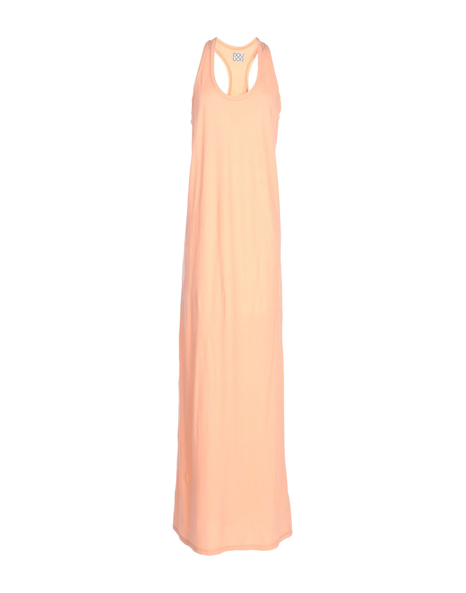 DOUUOD Длинное платье ea7 длинное платье