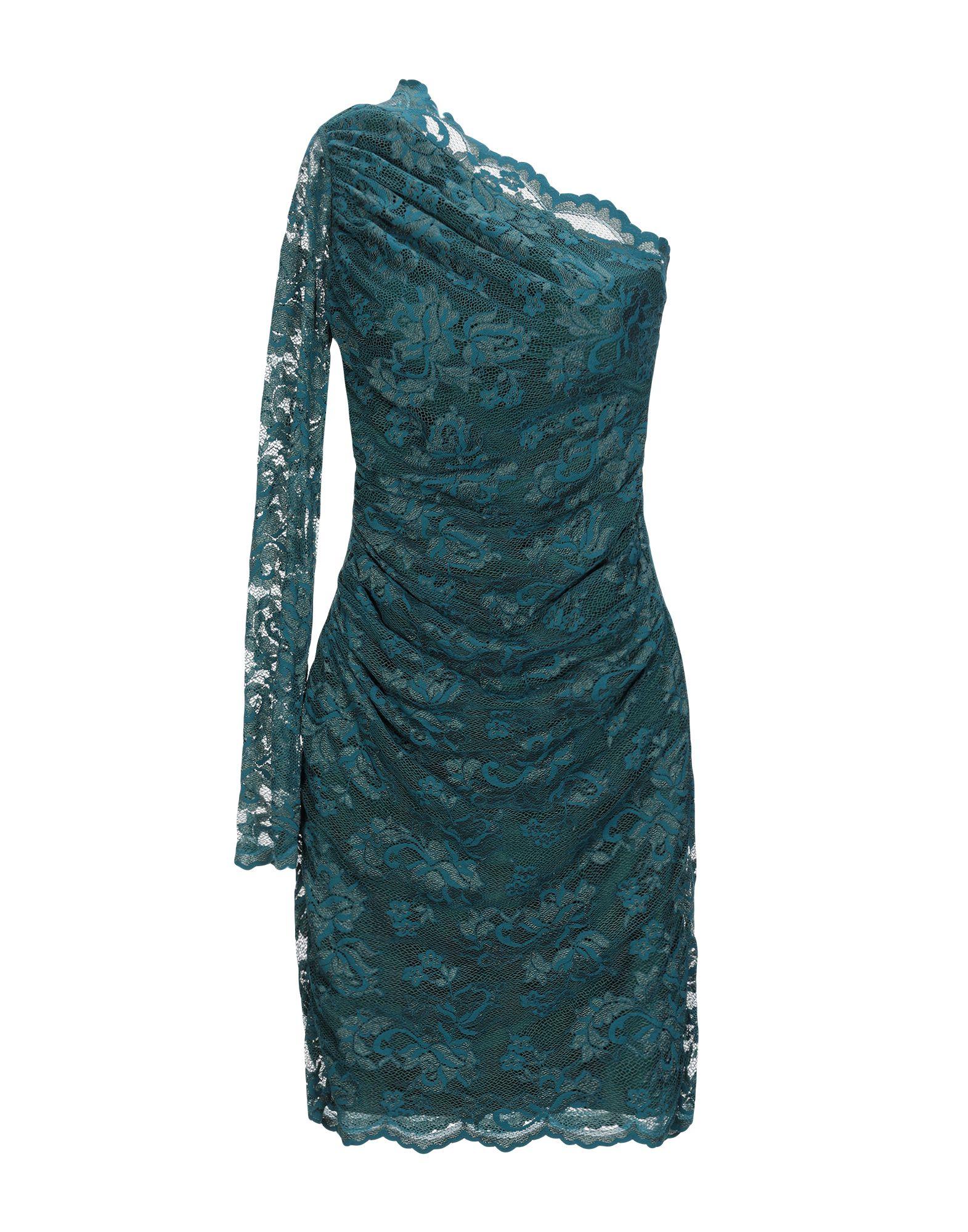 BALENSI Короткое платье недорго, оригинальная цена