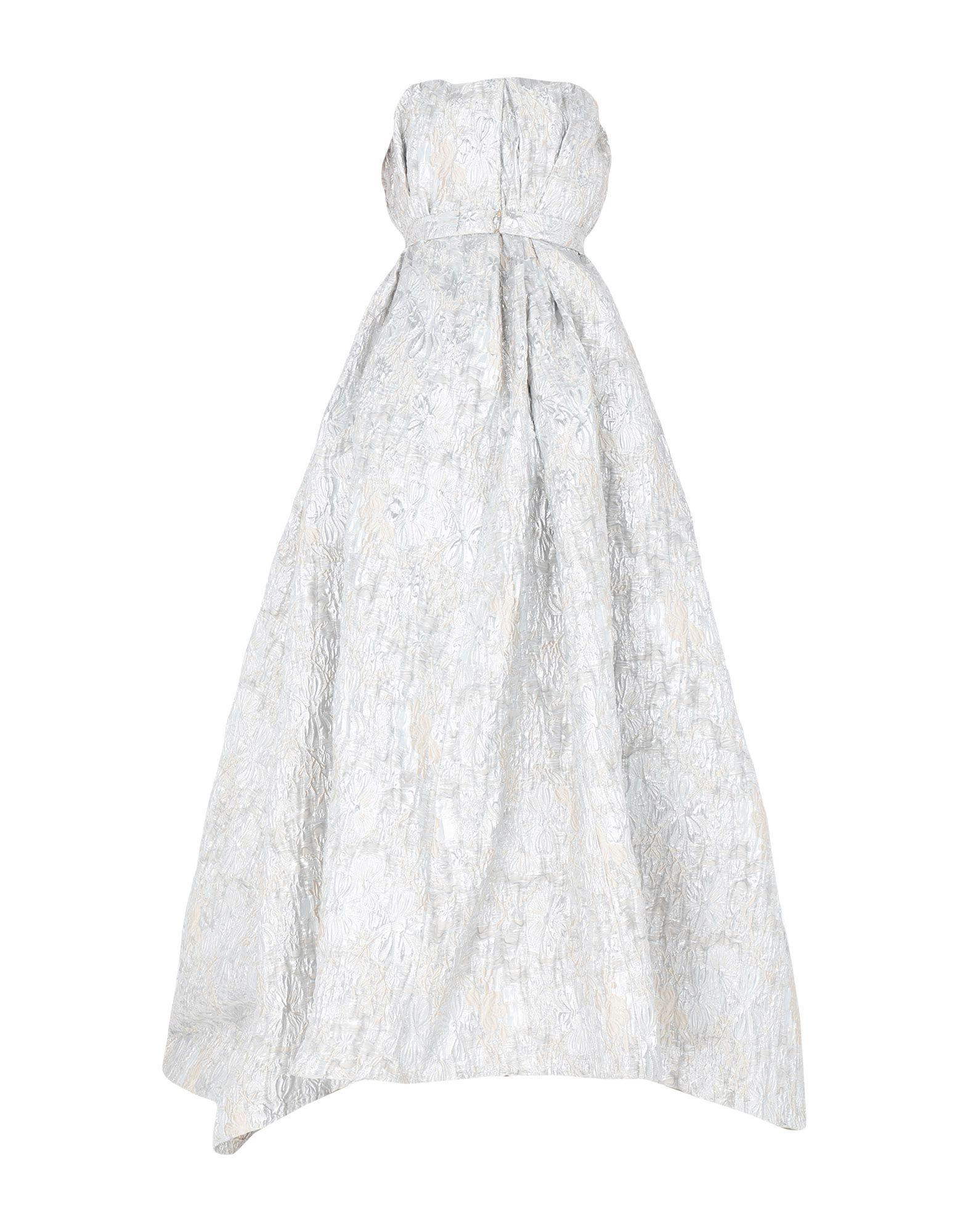 DANIELE CARLOTTA Длинное платье daniele carlotta юбка длиной 3 4