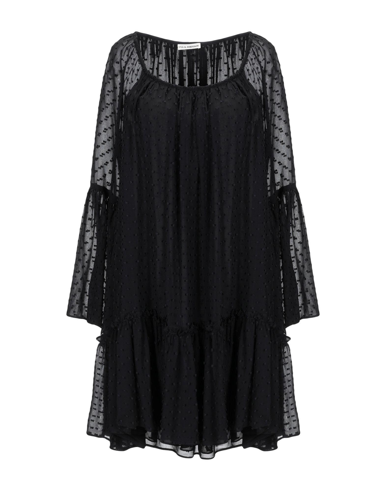 ULLA JOHNSON Короткое платье ulla johnson длинное платье