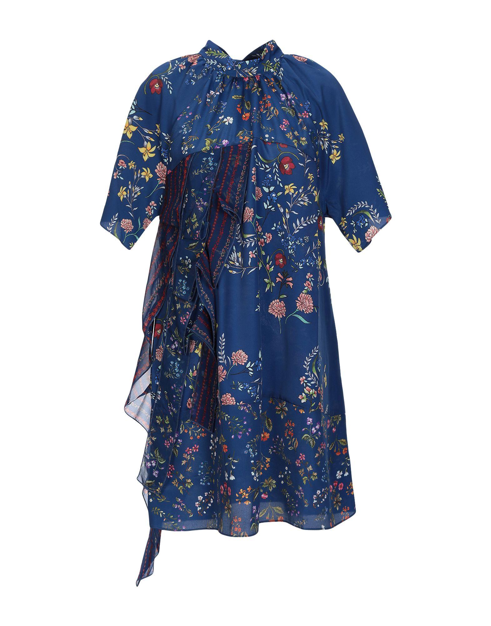 DESIGUAL Короткое платье платье desigual desigual de002ewabxu9