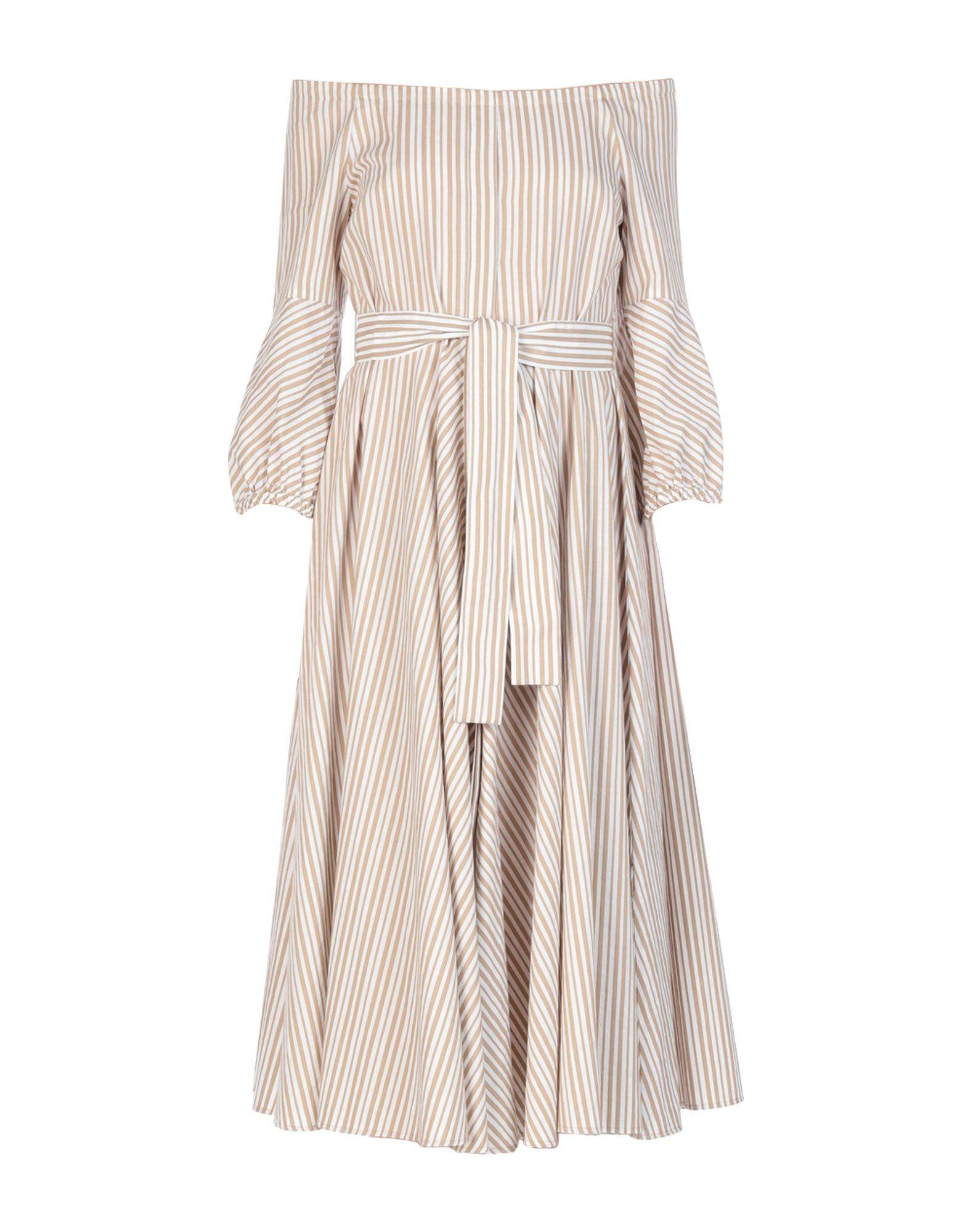 MARELLA Платье длиной 3/4 цены онлайн