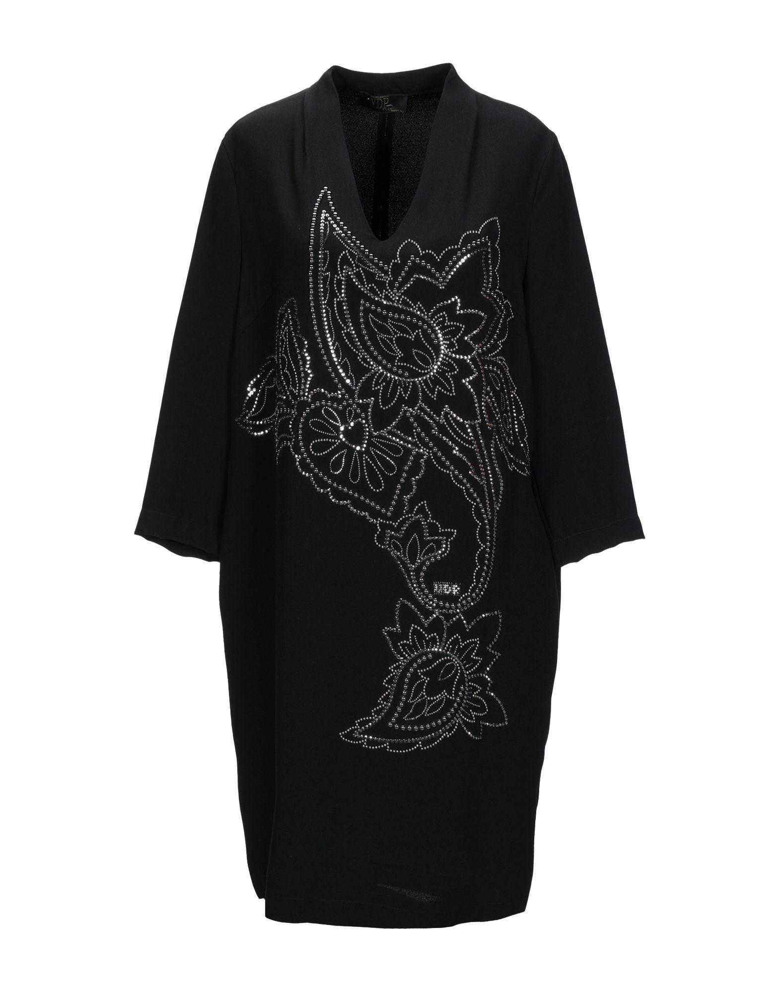 VDP CLUB Короткое платье vdp club юбка длиной 3 4