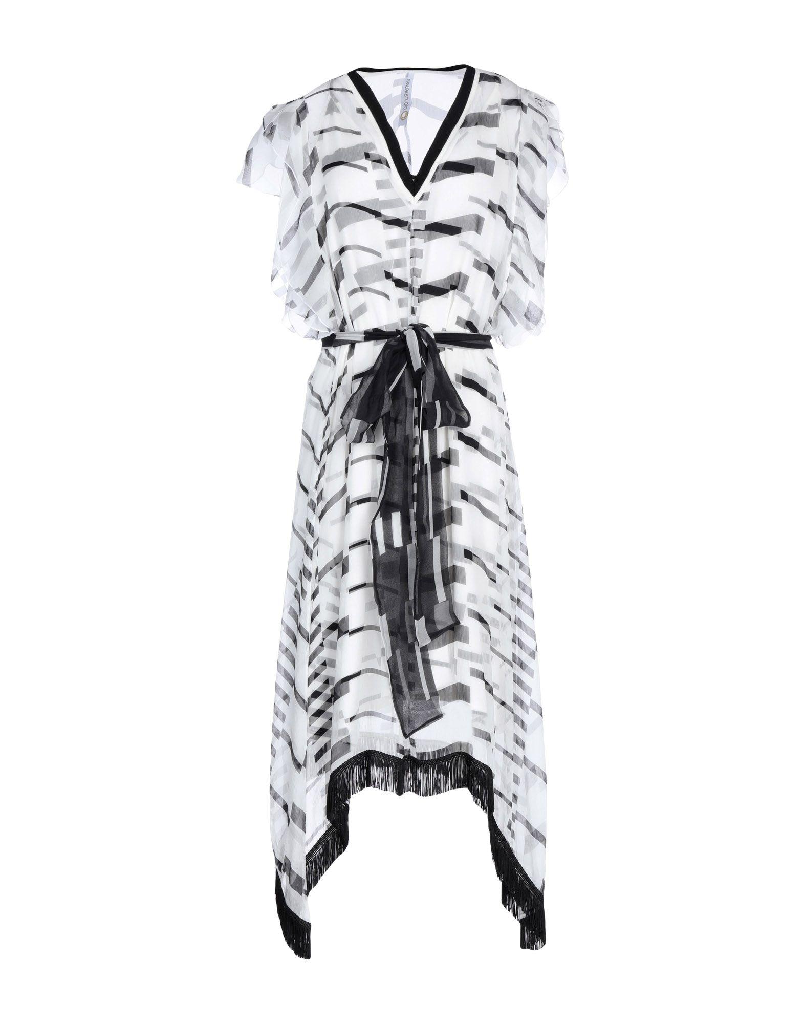 PIANURASTUDIO Короткое платье pianurastudio майка