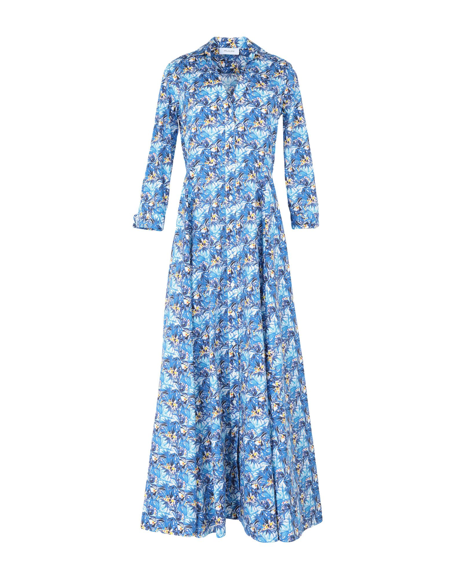 AGLINI Длинное платье aglini платье длиной 3 4