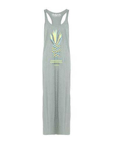 Длинное платье от AU SOLEIL DE SAINT TROPEZ