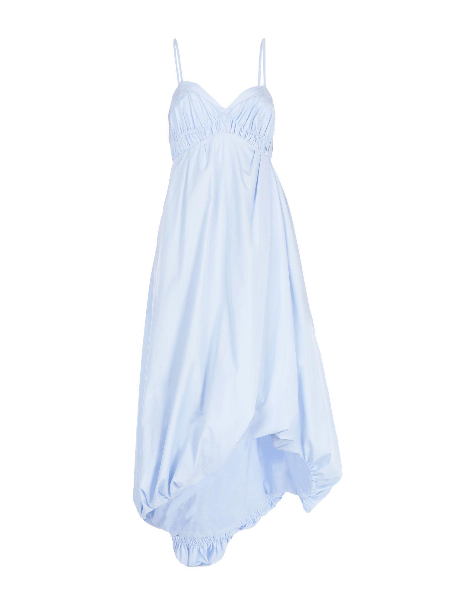 3.1 PHILLIP LIM Платье длиной 3/4 цена 2017