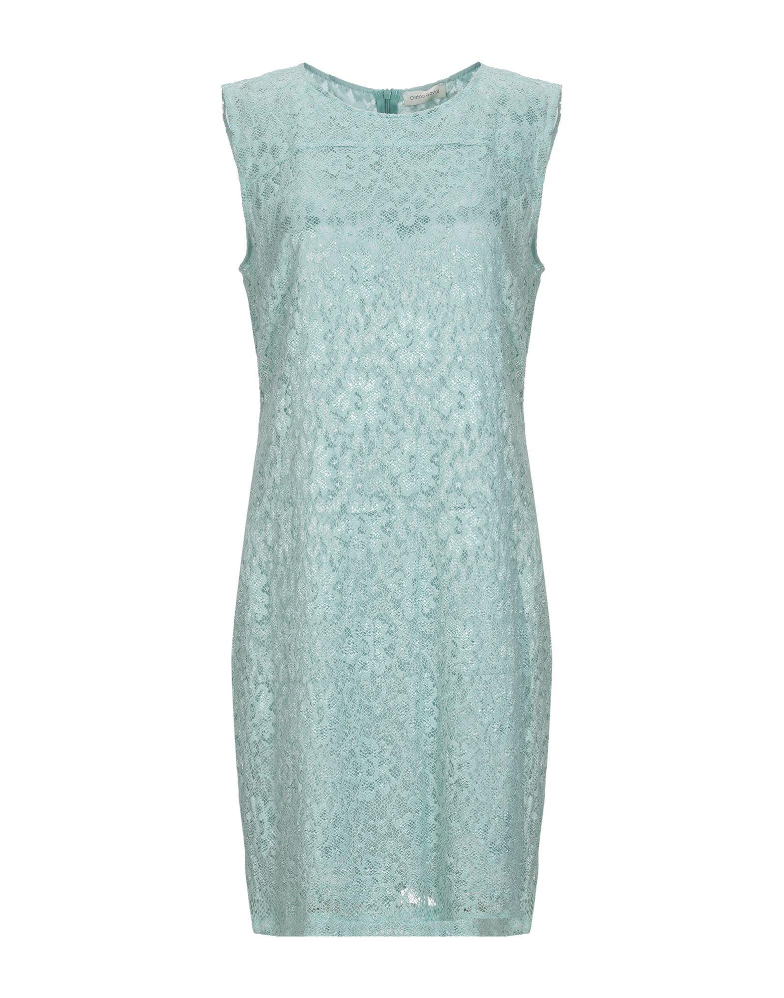CRISTINA GAVIOLI Платье до колена платье cristina gavioli платья и сарафаны мини короткие
