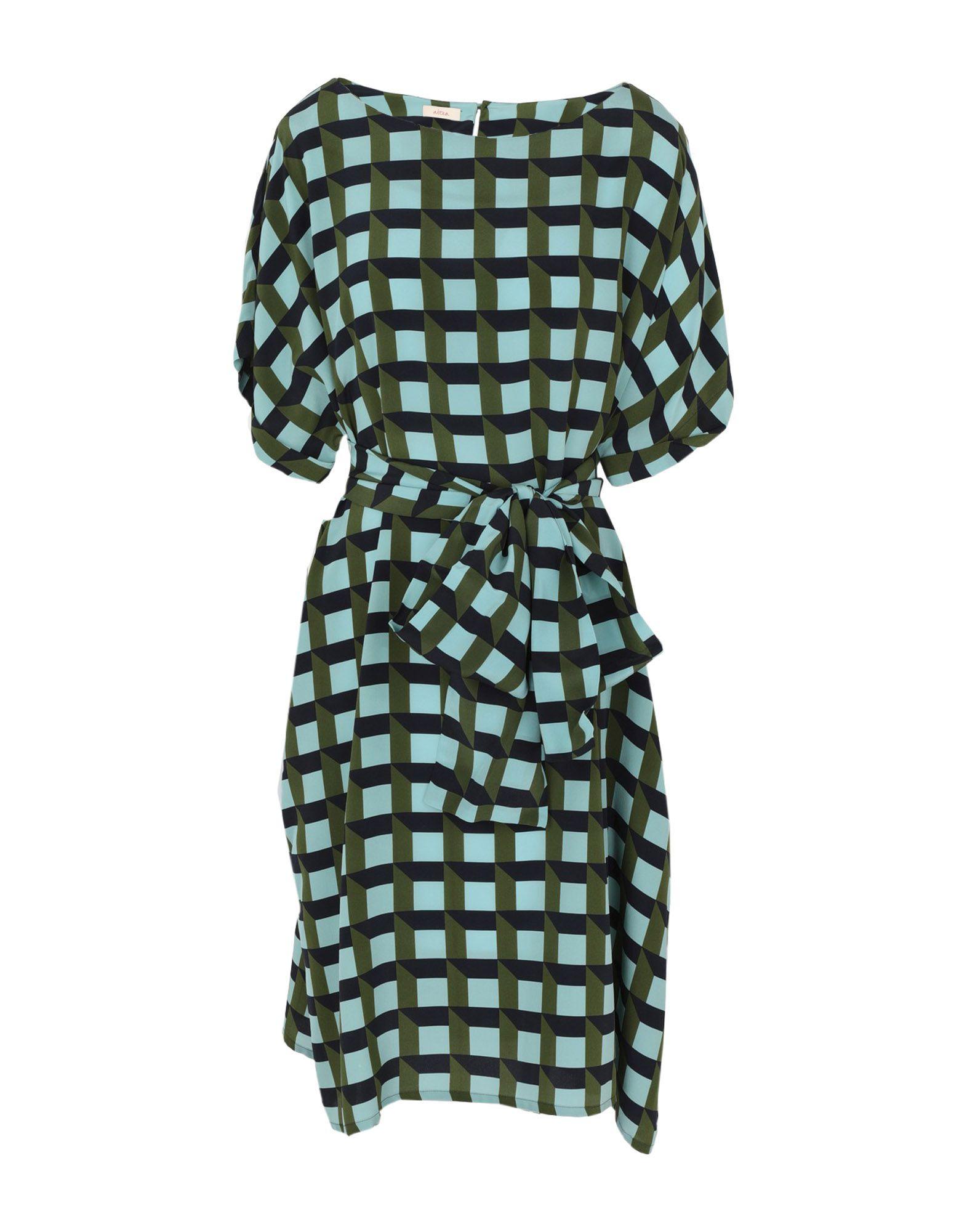 ALTEA Платье до колена altea dal 1973 юбка до колена