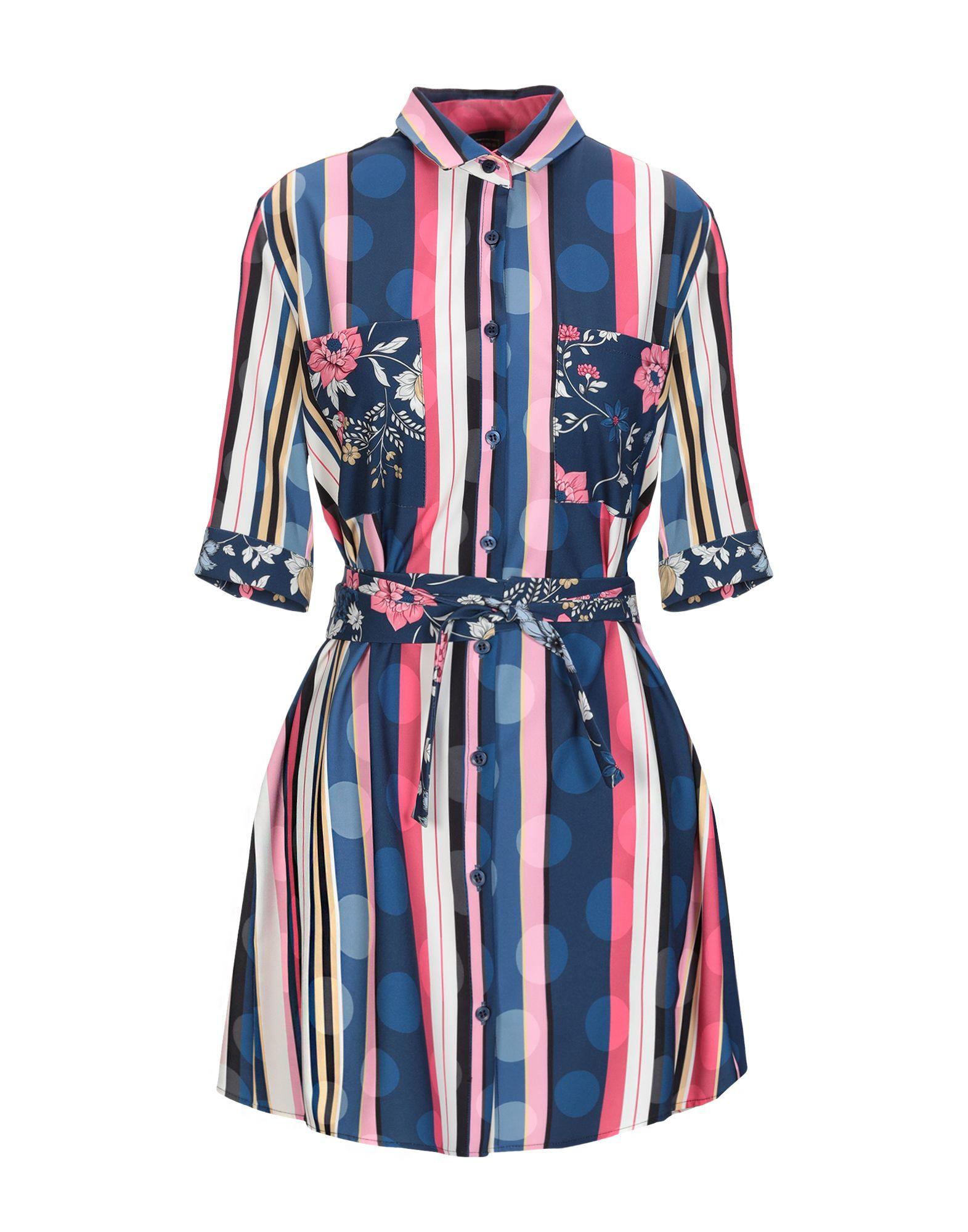 Фото - GUTTHA Короткое платье guttha длинное платье