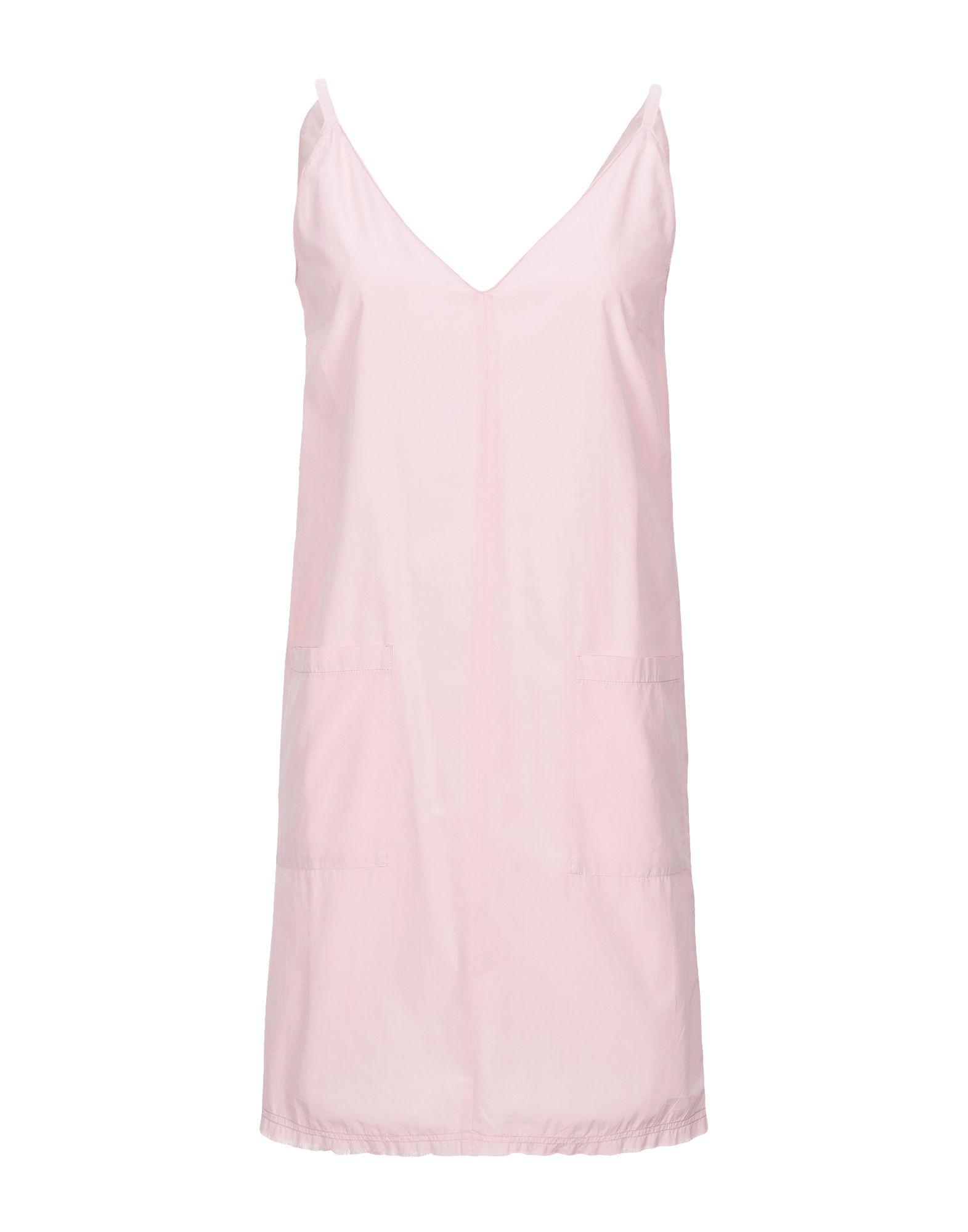 DEPARTMENT 5 Короткое платье department 5 длинное платье